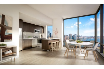 NO FEE U0026 FREE RENT Downtown Jersey City Brand New Luxury Building.